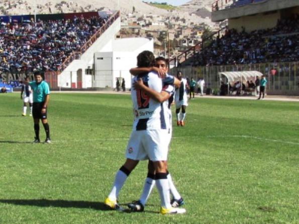 Cobresol vs Alianza Lima - Los socios Roberto Ovelar y Paolo Hurtado